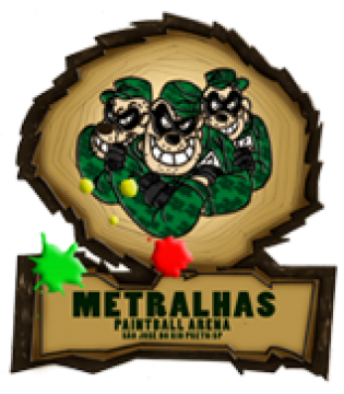 Metralhas Paintball